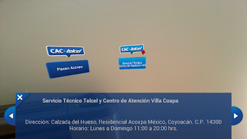 Screenshot of Telcel360
