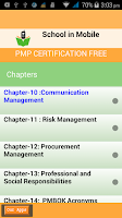 Screenshot of PMP