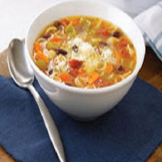 Crockpot Diabetic Minestrone Soup