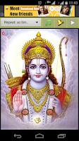Screenshot of Lord Rama Chants