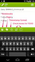 Screenshot of EverForm