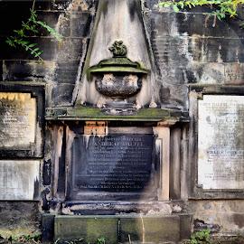 Grave by Nic Scott - Buildings & Architecture Statues & Monuments ( grave )