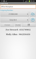 Screenshot of Kuvi Call Beta