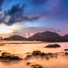 MORNING WORLD by Dimas Pamungkas - Landscapes Beaches