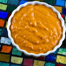 Roasted Red Pepper and Garlic Aioli Sauce