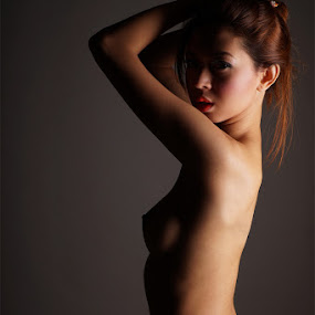 Aduh by Andrie Bastian - Nudes & Boudoir Artistic Nude ( model, nude,  )