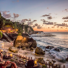 The Rock Bar Cafe Ayana Bali by Irwan Budiarto - Landscapes Travel ( bali, ayana, indonesia, rock bar )