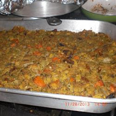 Oyster Dressing or Stuffing