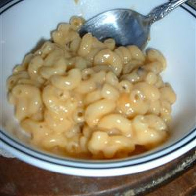 Simple Mac and Cheese