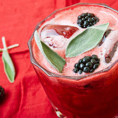 Blackberry-Sage Lemonade