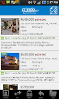 Screenshot of Condo.com: Condos & Apartments