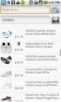 Screenshot of 500+ Shoe Stores 1 Easy Search