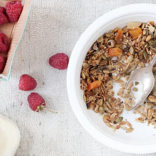 Apricot Pistachio Granola From 'Whole-Grain Mornings'