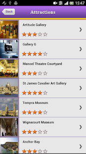 Malta Offline Travel Guide - screenshot