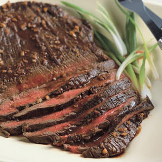 Asian-Style Flank Steak