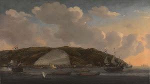 RIJKS: Reinier Nooms: painting 1668