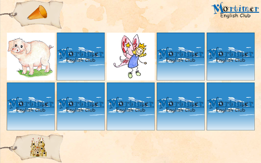 Mortimer - screenshot