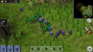 Screenshot of Esenthel RTS