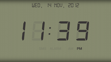 Screenshot of Digital Alarm Clock Free