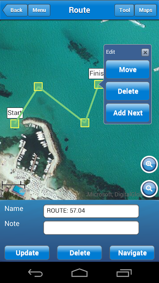 Marine Navigation Screenshot 14