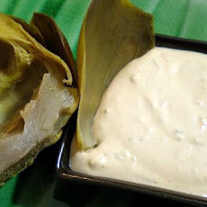 Mom's Best Dipping Sauce for Steamed Artichoke