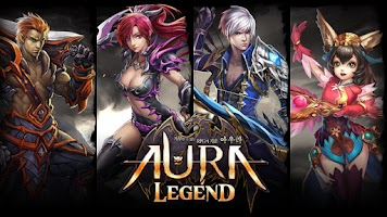 Screenshot of AURA Legend (아우라 레전드)