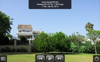 Screenshot of Photo Slides (Photo Frame) Pro