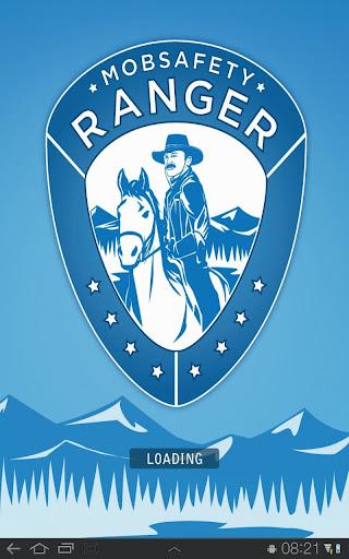 Safe Browser Ranger GPS Tablet