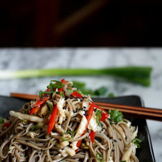Sesame Noodles Cabbage Salad Recipes