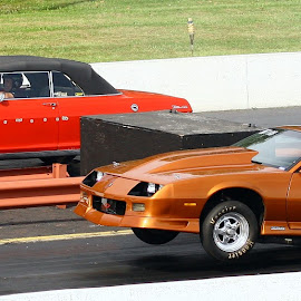 US 41 Drag strip  by Mike Bruce - Sports & Fitness Motorsports