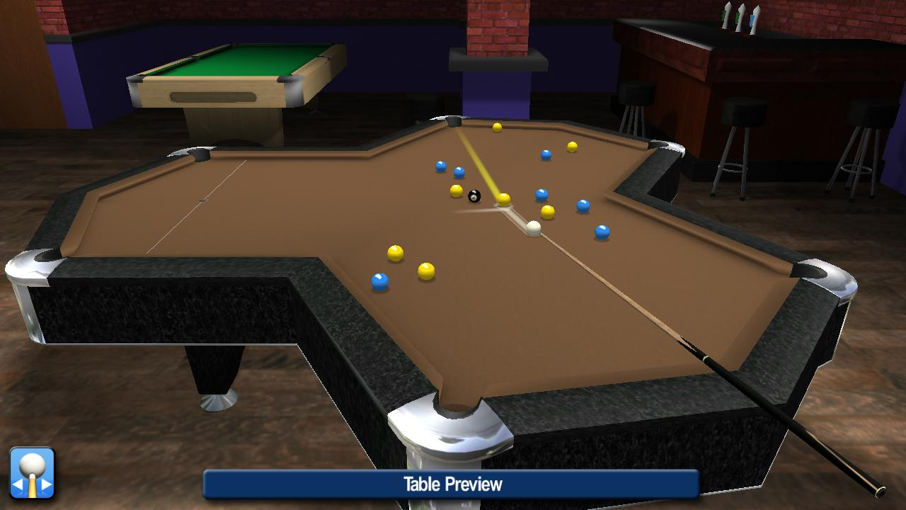 Pro Pool 2015 Screenshot 4