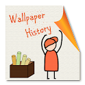 Wallpaper History icon