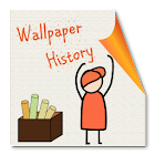 Wallpaper History icon