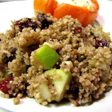 Savory Kucia - Wheat Berry Salad