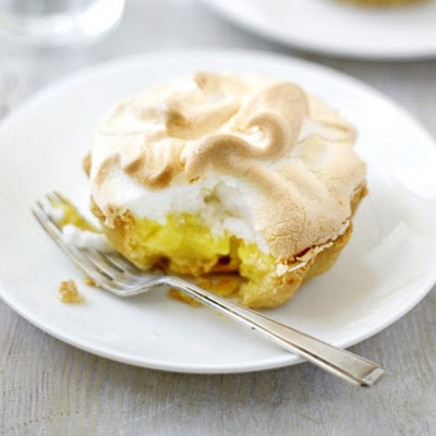 Little Lemon Meringue Pies