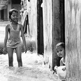 WaterBoom by 0beng 0beng - Babies & Children Children Candids