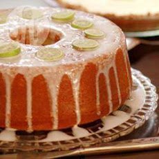 Lime Daiquiri Sponge Cake