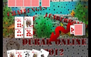 Screenshot of Durak Online 2012