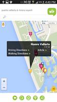 Screenshot of Puerto Vallarta WiP-PVR Live