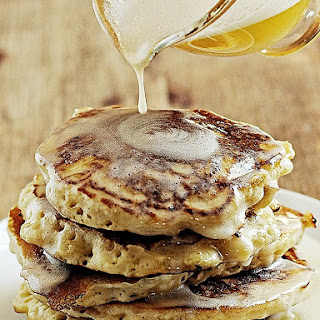 Buttermilk Syrup for Pancakes, French Toast or Waffles (from Thermador's Chef Brad)