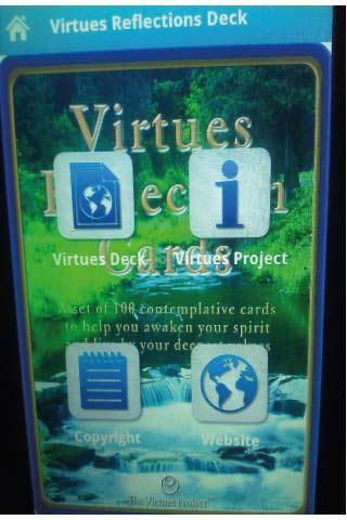 Virtues Deck