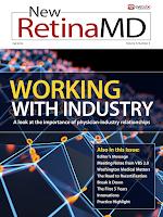 Screenshot of New Retina MD