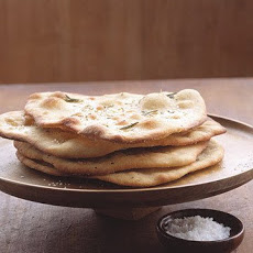 Garlic-Rosemary Flatbread