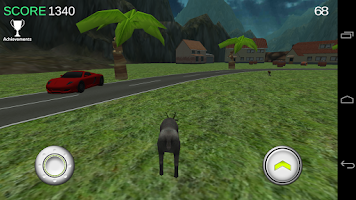 Screenshot of Goat Smash