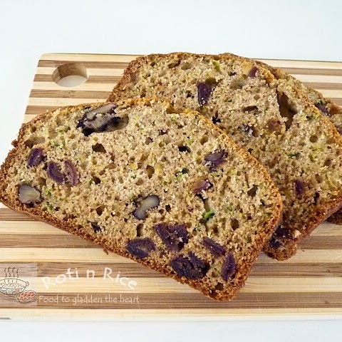 Dates and Zucchini Bread