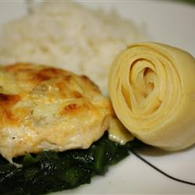 Artichoke Chicken
