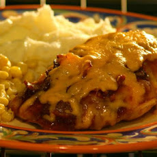Barbecue Bacon Cheddar Chicken