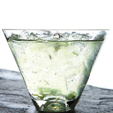 Cucumber-Aloe Cocktail