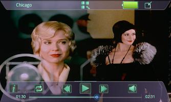 Screenshot of MAX Player - MP4-AVI-FLV