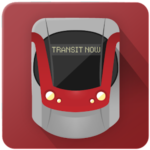 Cover art Transit Now Toronto for TTC +